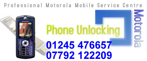 Essex Motorola Mobile Phone Unlocking